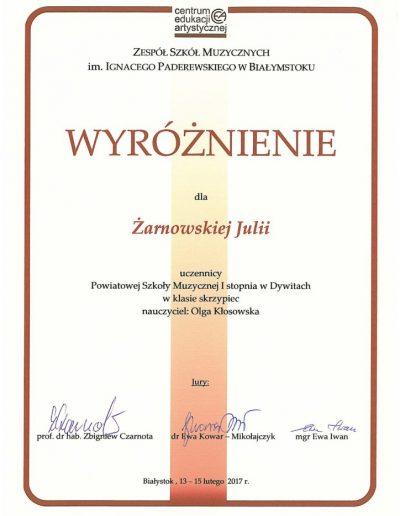 2017 02 13 Julia-Żarnowska-724x1024