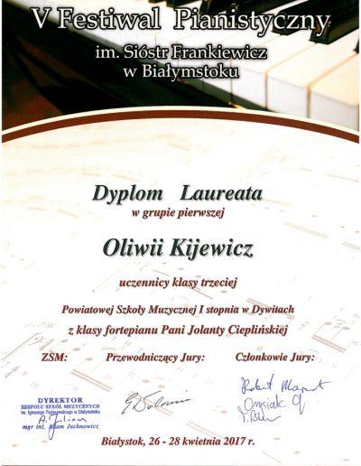 2017 04 26 Oliwia-Kijewicz-laureat-724x1024