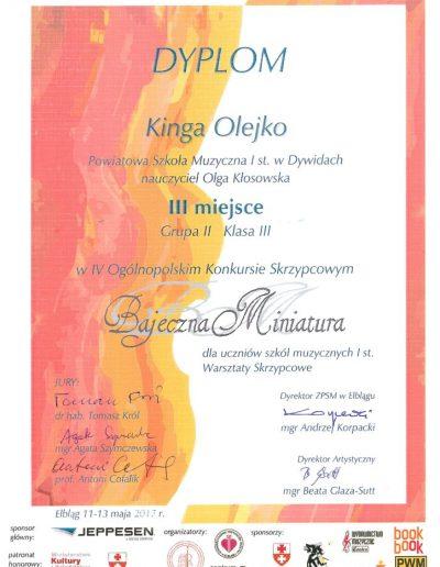2017 05 11 Kinga-Olejko-III-miejsce-724x1024