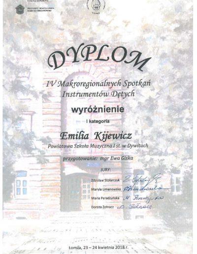 2018 04 23 Emilia Kijewicz 72p