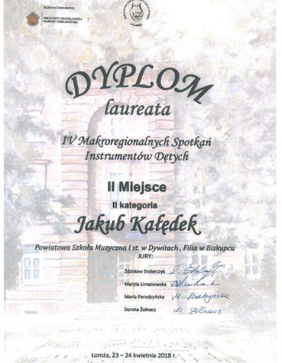 2018 04 23 Jakub Kałędek 72p