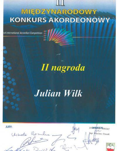 2018 05 28 Julian Wilka 72p