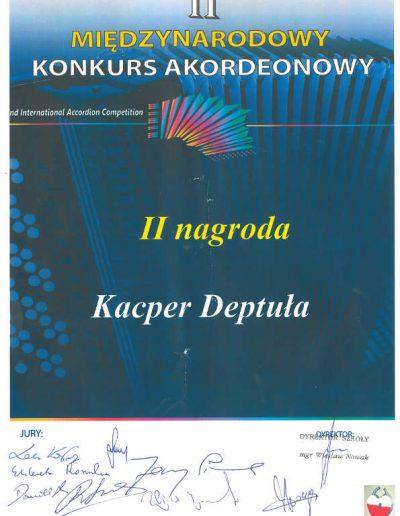 2018 05 28 Kacper Deptuła 72 p