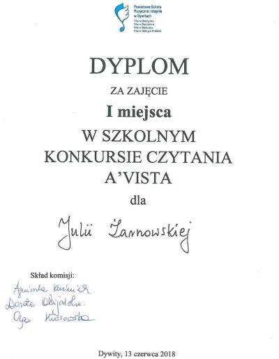 2018 06 13 Jila Żarnowska 100p