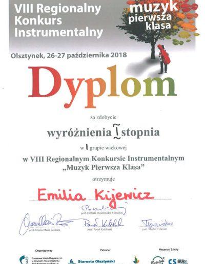 2018 10 26 Emilja Kijewicz