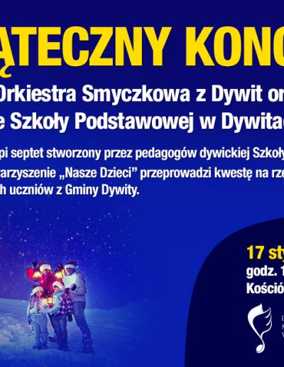 2016 01 16 Koncert Świąteczny