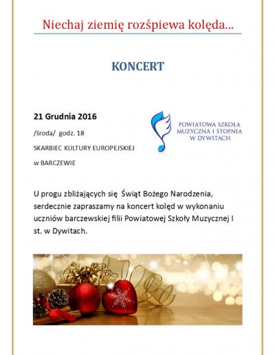 2016 12 21 Koncert