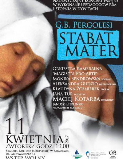 2017 Stabat Mater