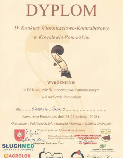 2018 04 23 Weronika Paluch