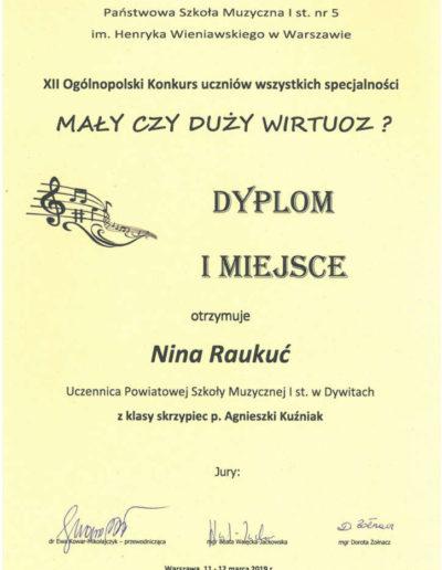 2019 03 11 NIna Raukuć 100p