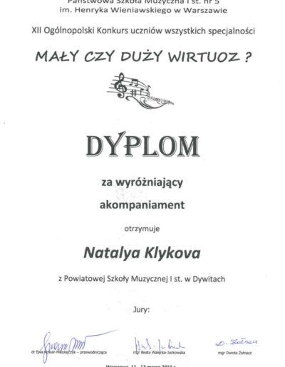 2019 03 11 Natalya Klykova 100p