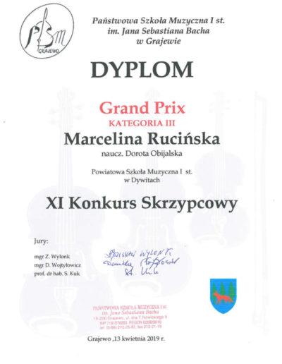 2019 04 13 Marcelina Rucińska 100p