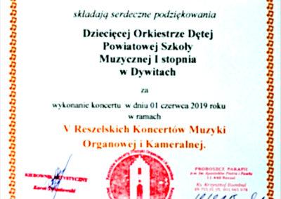 2019 06 01 Dziecięca orekistra Dęta 1024