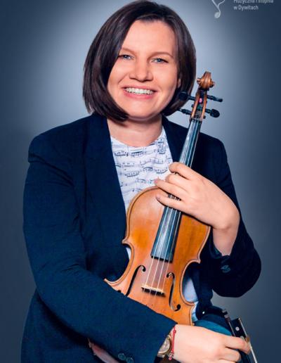Agnieszka Kuźniak – skrzypce