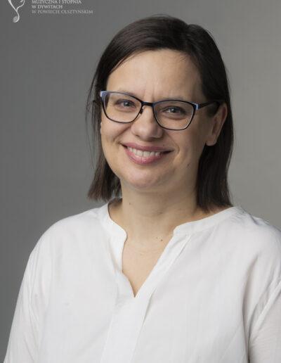 Agnieszka Panasiuk - fortepian główny, fortepian dodatkowy