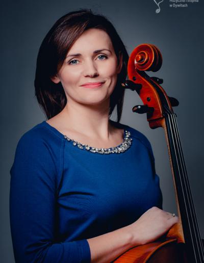 Agnieszka Szulc – wiolonczela