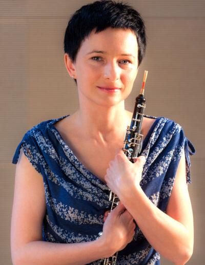 Agnieszka Zwolska - obój