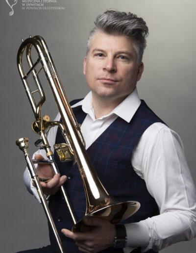 Aleksander Miśnikiewicz - puzon