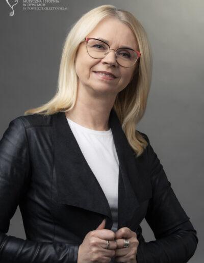 Beata Burdalska - Główny specjalista ds. kadr i księgowości