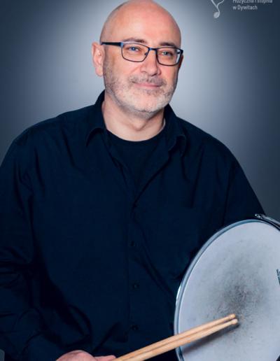 Damian Labiak – perkusja