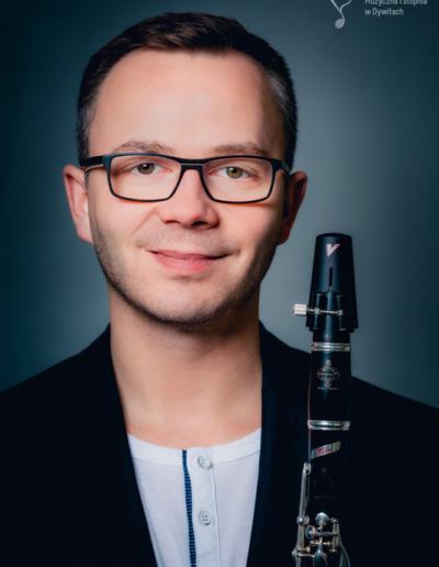 Dominik Jastrzębski – klarnet
