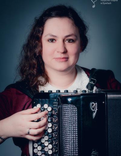 Edyta Skulska – akordeon