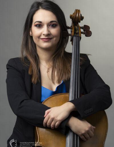 Esperanza Hernández Muñoz - wiolonczela