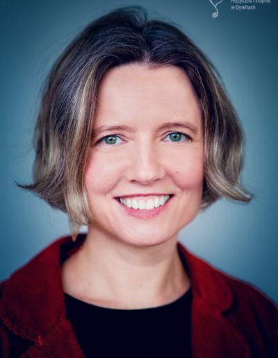 Ewa Seferynowicz - kierwonik sekcji teorii