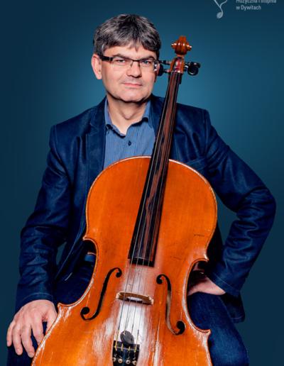 Jacek Michalski – wiolonczela
