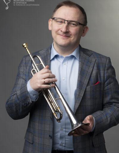 Janusz Ciepliński - trąbka