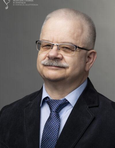 Jerzy Cybowski - fortepian dodatkowy