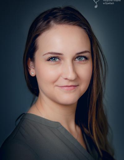 Joanna Włodarczyk - rytmika, kształcenie słuchu