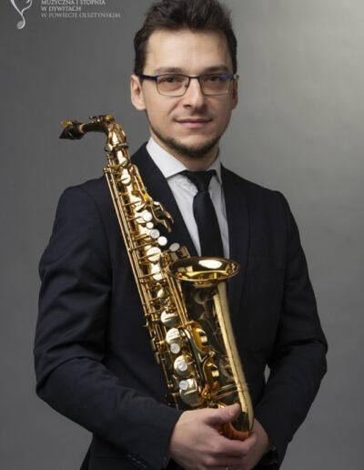 Kamil Wiącek - saksofon
