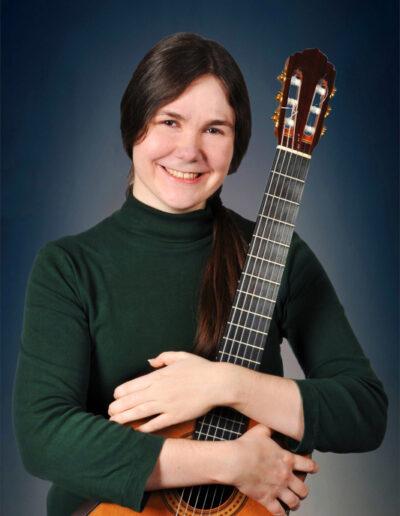 Katarzyna Szamow-Badowska - gitara