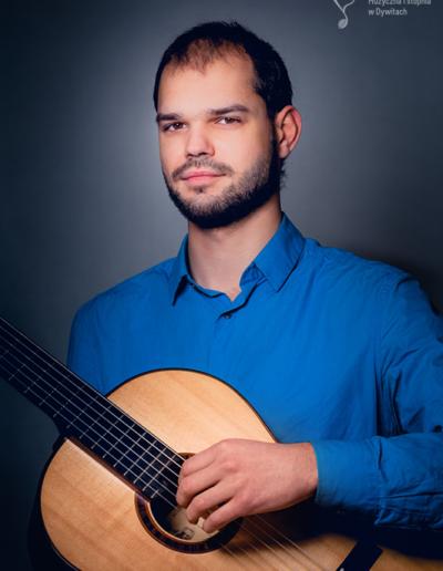 Konrad Ingielewicz – gitara