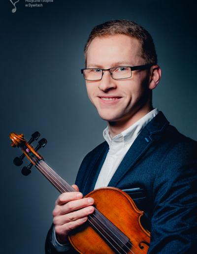 Krzysztof Danielewicz – skrzypce