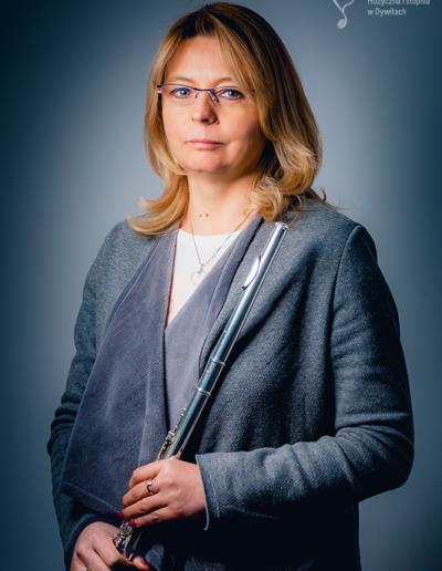 Małgorzata Nowakowska – flet