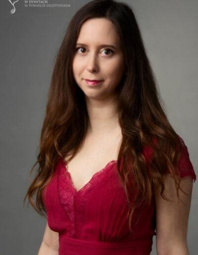 Magdalena Białecka - fortepian dodatkowy, kompozycja