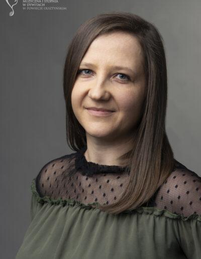 Magdalena Kijewicz - nauczyciel bibliotekarz (urlop w roku 2021)