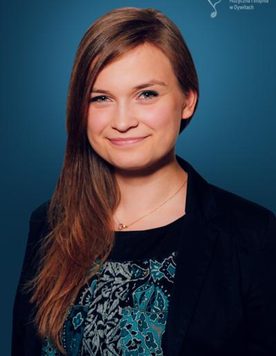 Magdalena Pliszka – rytmika, kształcenie słuchu (urlop w roku 2021)