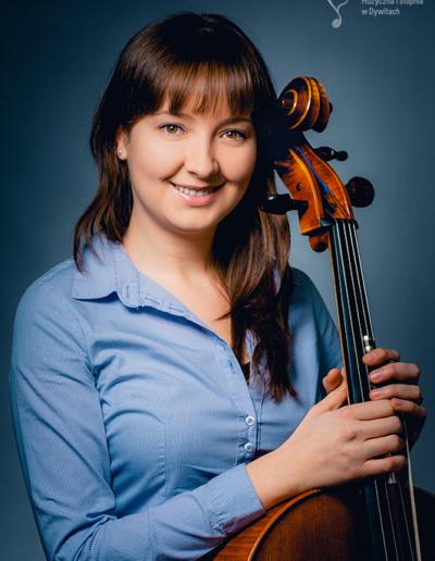 Magdalena Grędzińska – wiolonczela
