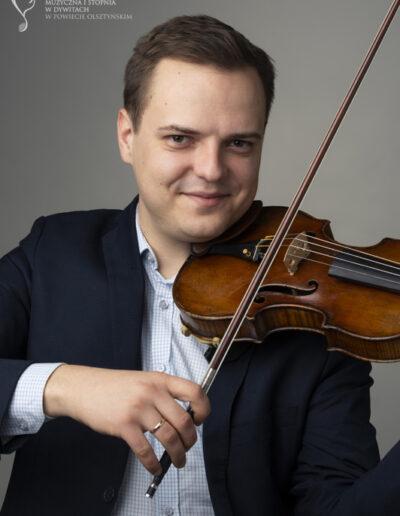 Michał Światkowski - skrzypce