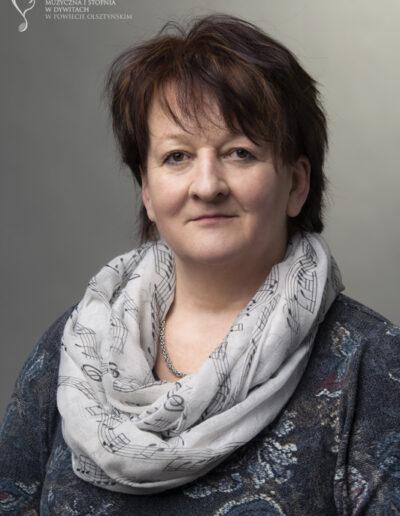 Beata Ludwicka - fortepian główny, akompaniament