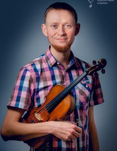 Patryk Nakielski – skrzypce