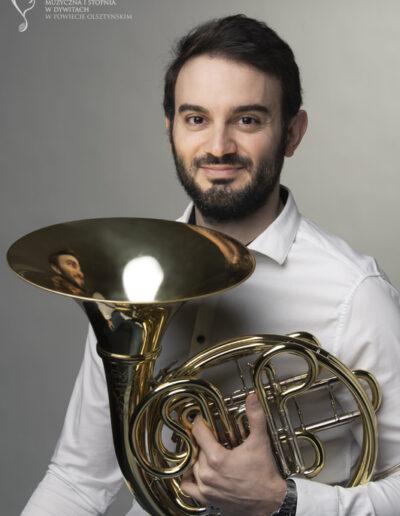 Sergio Mondéjar Alarcón - waltornia
