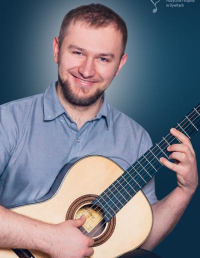 Stanisław Małachowski – gitara