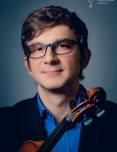 Tomasz Jabloński - skrzypce