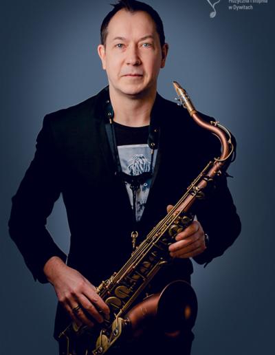 Tomasz Mieczykowski - saksofon